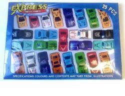 Multicolor 25 Pc Car Set For Kids