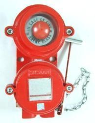 Industrial MCP Fire Alarm Hooter