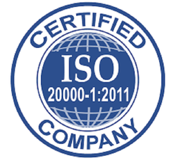 ISO 20000:2011 Certification Service