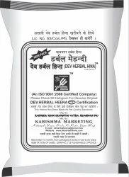 Dev Herbal Heena Black Mehndi Color for Hair Dying