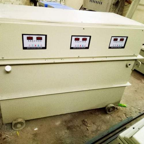 Outdoor Servo Voltage Stabilizer
