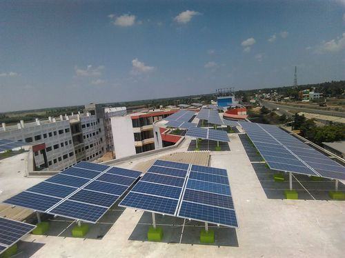 Solar Module Mounting Structures - Slope Roof Solar Mounting