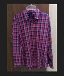 U.S.POLO Casual US Polo Checks Shirt 7328