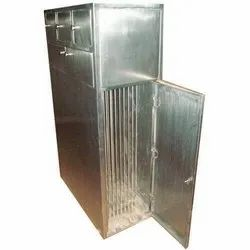 Silver Free Unit SS Sieve Screen Cabinet for Pharmaceutical, Warranty: 1 Year