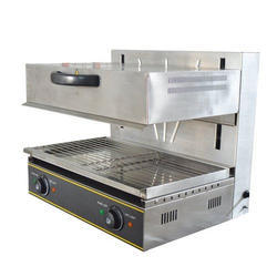 Electric Lift Up Salamander Grill, For Hotel, Restaurant etc
