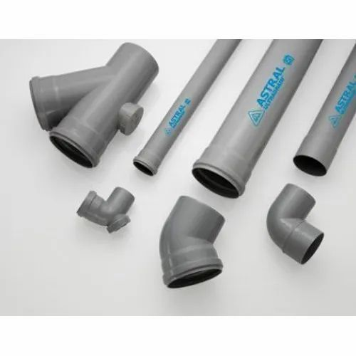 40mm To 300mm Astral Agri Pipe And Fittings, Length : 6 M