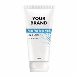 Acne Free Face Wash
