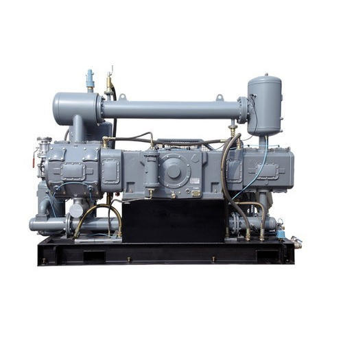 For Industrial AC Single Phase Chicago Pneumatic Oil Free Air Compressor,    ID: 20153450555