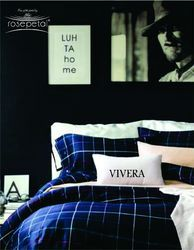 Vivera Bed Sheet (Rosepetal)