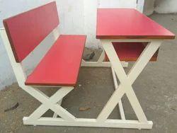Desk Bench with Cross Leg