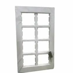 Polycarbonate Rectangular Wall Switch Plate