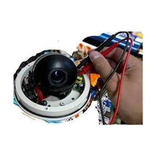 CCTV Security Camera Repairing Services