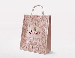Paper Carry Bag for Garments for Apparels