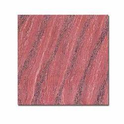 Platinum Red Refinito Floor Tile