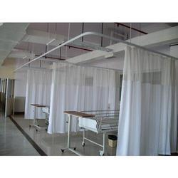 Hospital Cubicle Track and Curtains