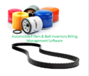 Automobile Filters & Belt Inventory Management Software