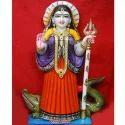 Khodiyar Marble Mata Statue