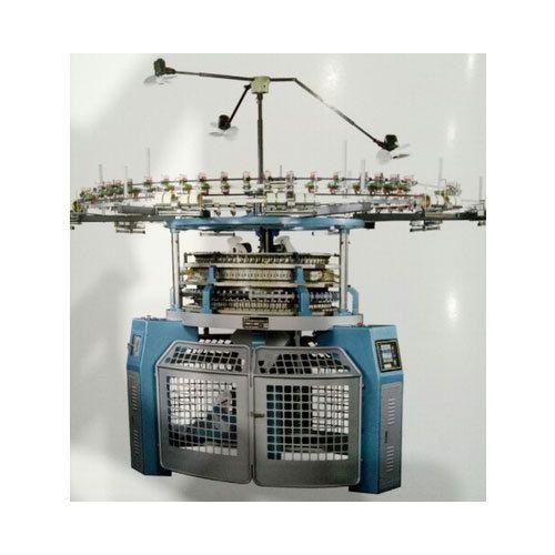 5 5 Kw Automatic Single Jersey Circular Knitting Machine Rs 1000000