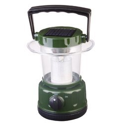 Decor Finish Solar Lantern