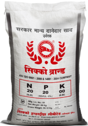 Chemical NPK Fertilizer, Pack Size: 50 Kg, For Agricultural