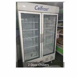 2 Celfrost Door Chillers