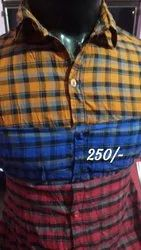 Awesome 5 Colors Check Shirts
