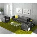 Steel Frame Reception Sofa