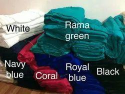 Plain Dayed Rayon Fabric