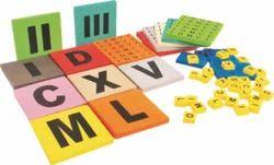 Roman Number Kit (Group Activity) For Mathematics