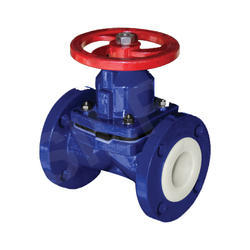 PFA Lined Diaphragm Valve