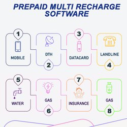 Prepaid Multi Recharge Software