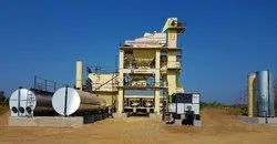 Asphalt Batch Mix Plant 120 Tph
