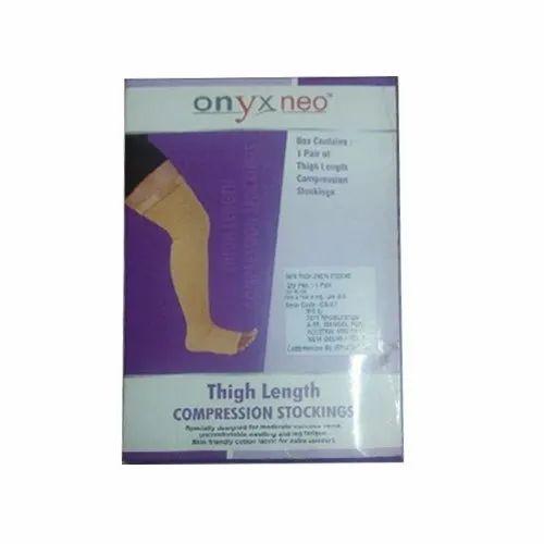 0fad52430a2 Onyx Neo 70% Nylon And 30% Spandex Compression Stockings