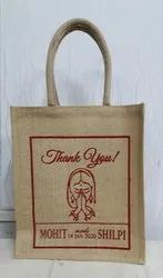 Jute Wedding Bag