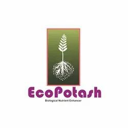 Liquid Ecopotash Potassium Mobilizing Bio Fertilizer, Pack Type: Packet, For Industrial