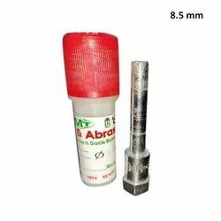 8.5 Mm Diamond Core Bit, For Making Hole In Granite