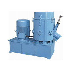 Semi Automatic Agglomerator Machine