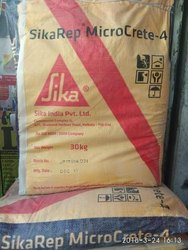 Sikarep Microcrete 4, Packaging Size: 30kg, Grade Standard: IS