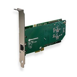 Sangoma A101DE Single Port PCI Express with Echo Cancellation