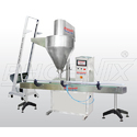 Automatic Auger Filler And Single Bucket Conveyor