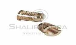 DBI-009 Brass Knurled Expansion Insert
