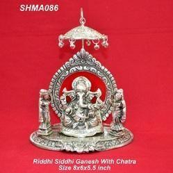 Riddhi Siddhi Ganesh With Chatra