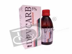Carbocisteine Syrup 5%