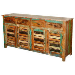 Wooden Buffet