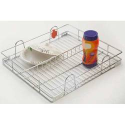 SS Kitchen Partition Basket