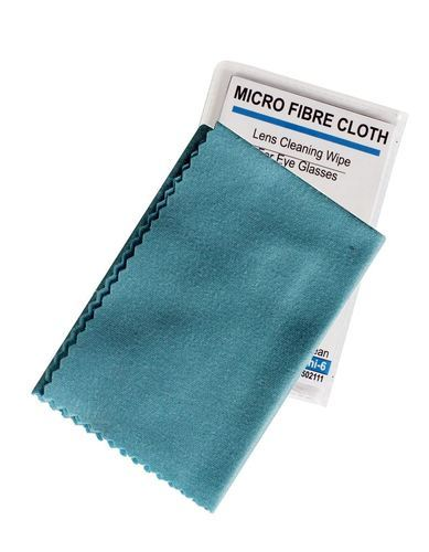 Rinsol Micro Fibre Cleaning Cloth For Glass Surfaces, Size: 7 X 5.5