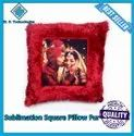 Sublimation Square Pillow Fur