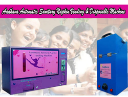Sanitary Napkin Vending & Disposable Machine
