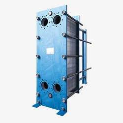 Grey Danfoss 5tr Plate Type Heat Exchanger for Heater