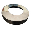 Round Concealed Railing Ball Cover